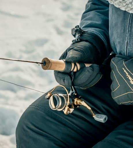 Ice Fishing Reel vs Regular
